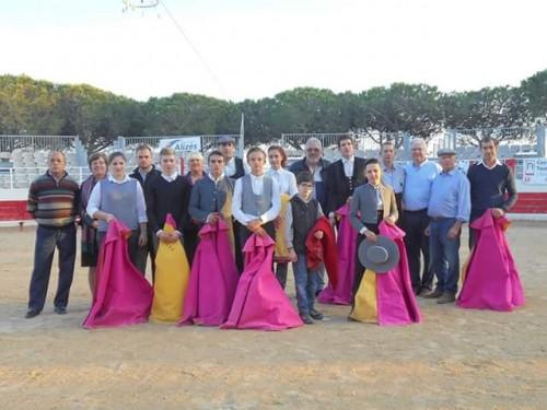 L'estiu de l'Escola Taurina de Catalunya