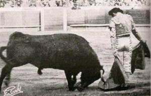 La gran verónica de Mario Cabré.