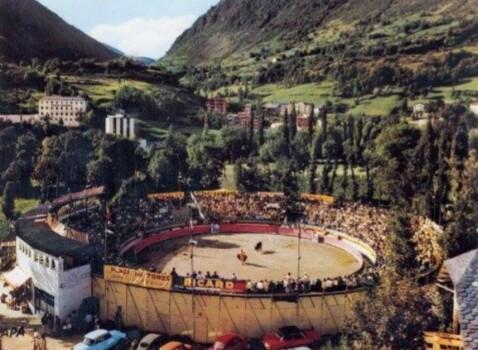 Andorra la Vella y sus plazas de toros