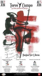 Cartell de la fira francesa, 'la feria torista del sureste'.