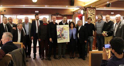 Entrega del I Premio Luis María Gibert al Fomento de la Fiesta a Edicions Bellaterra