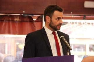 Paco Píriz, vicepresidente de la FETC