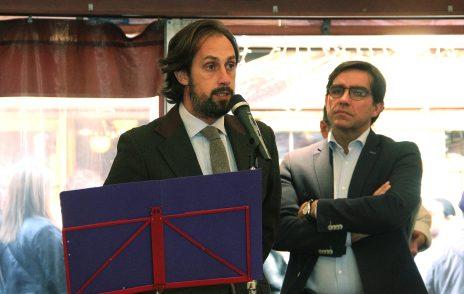 Juan Diego y Alejandro Gasch