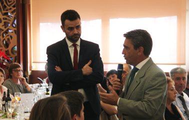 Paco Píriz y Victorino Martín