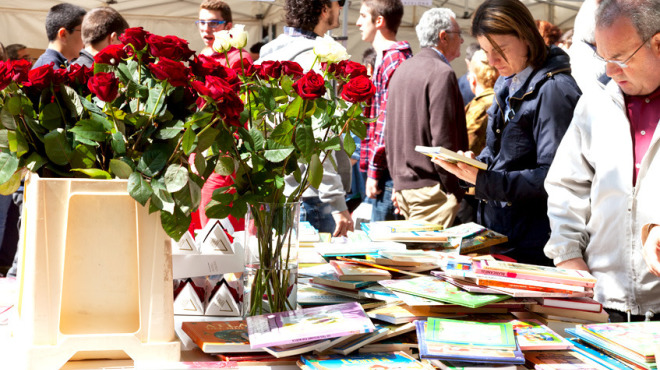 Signatura taurina per Sant Jordi