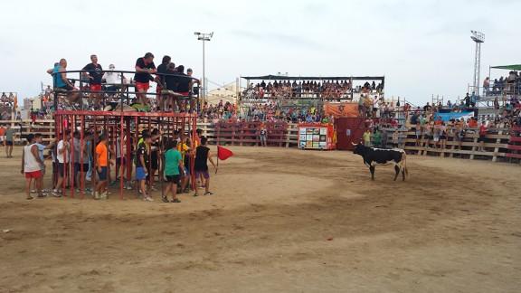 15 dies de toros a La Ràpita i Camarles