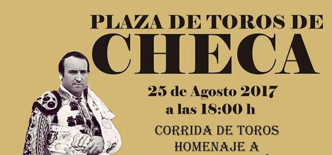 """Corrida homenatge a Luis García """"Checanito"""""""