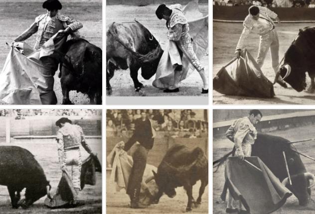 ¿Eres capaz de acertar estos 15 toreros antiguos?