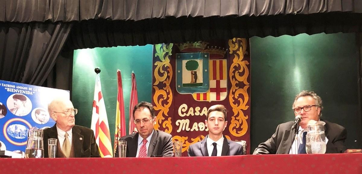 """Delgado de la Cámara: """"Los ganaderos actuales seleccionan pensando en José Tomás y Morante"""""""