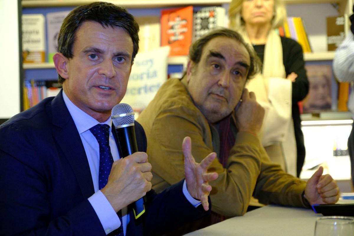 """Manuel Valls: """"Los toros en Barcelona es un tema cerrado"""""""