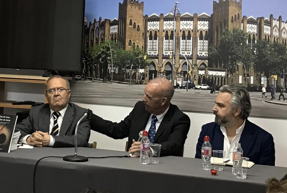 Tres presidents inauguren l'any taurí a Barcelona