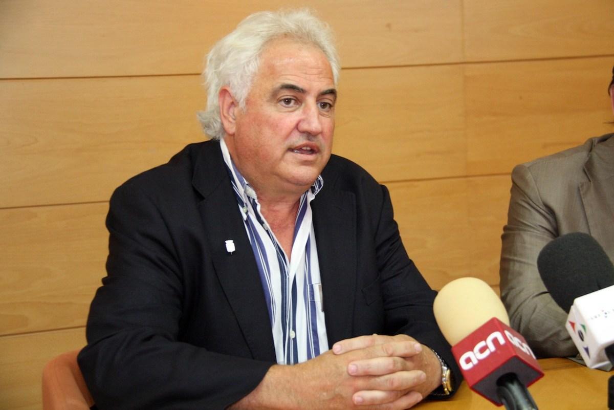 """Josep Maria Corominas, alcalde de Olot: """"Me extrañaría mucho que nos obligaran a dar toros"""""""