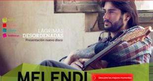 Disfruta del pasado concierto de Melendi con Vodafone