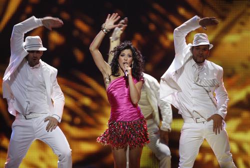 Lucía Pérez representará a España en Eurovisión