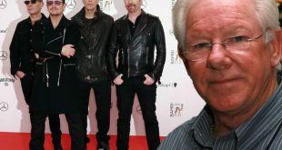 Manager de U2 falleció a los 68 años y deja un profundo dolor en la banda