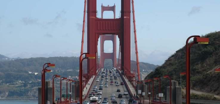 De veluwe en San Francisco