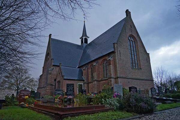 Oegstgeest Groene kerkje