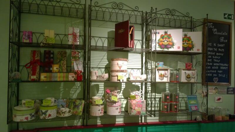 Antwerpen chocalatebox, Wijngaardstraat