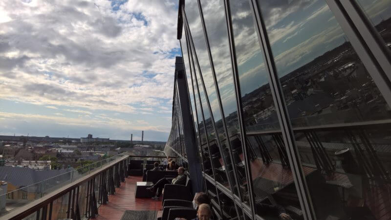 Tips voor Riga: Lounge bar hotel Albert Riga