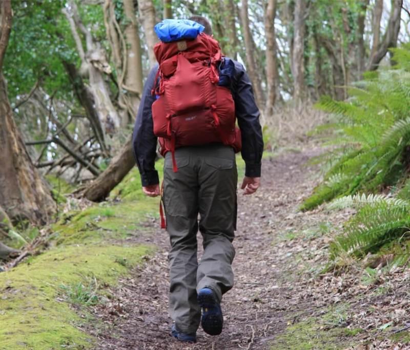 Fjällräven - SWCP -Exmoor - Devon - Somerset