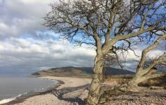 Exmoor - Porlock - South West Coast Path- Vaders op Reis