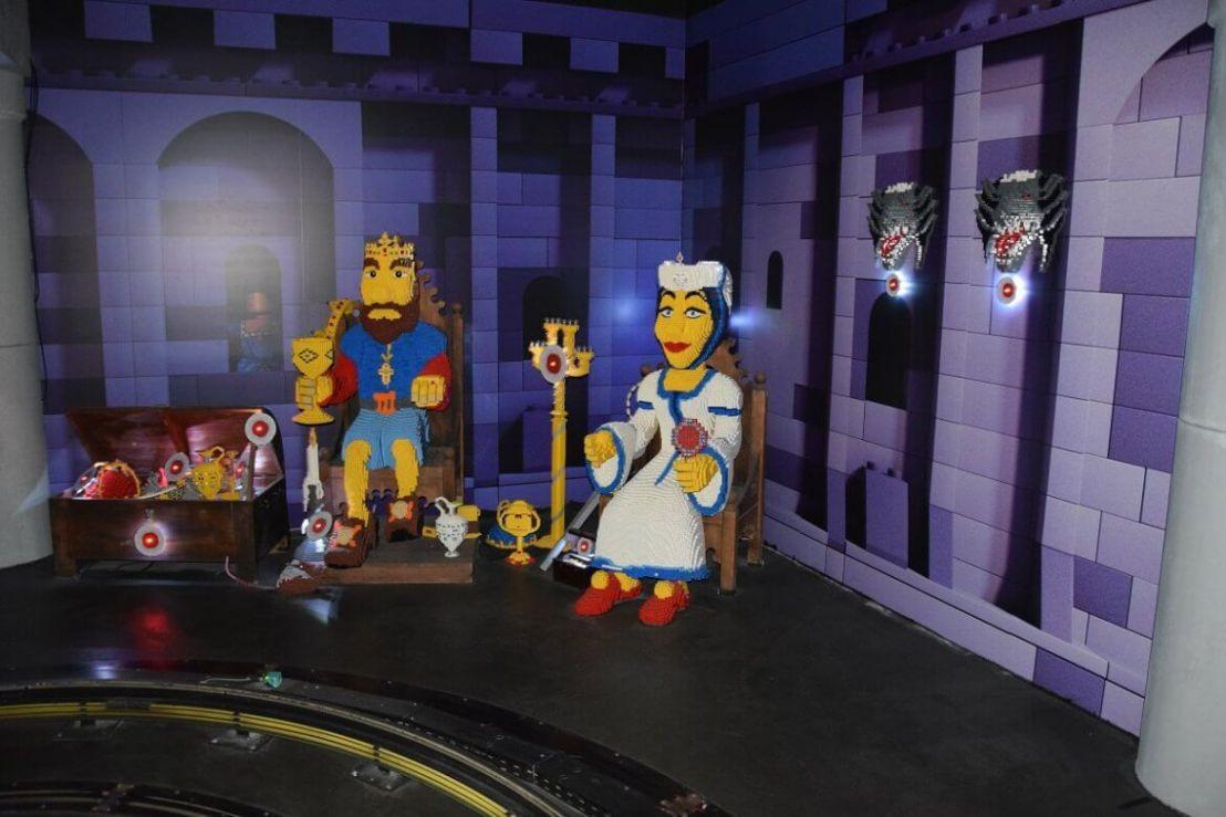 Koninklijk Avontuur Lego Discovery Center