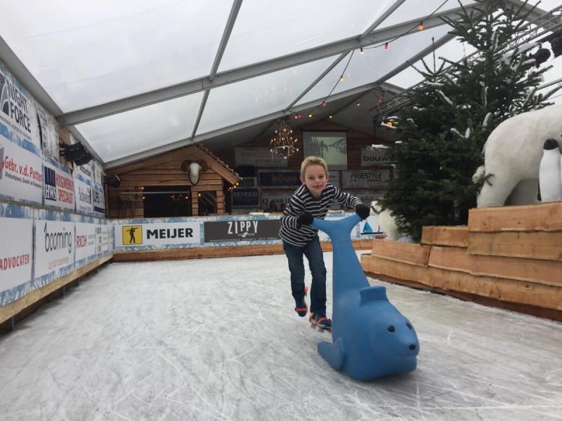 Winter Wonderland In Noordwijk Vaders Op Reis