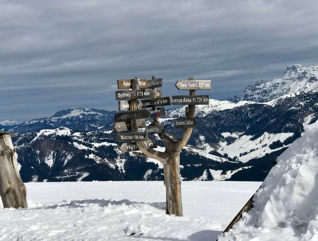 Kitzbuhler Horn, Sankt Johann in Tirol