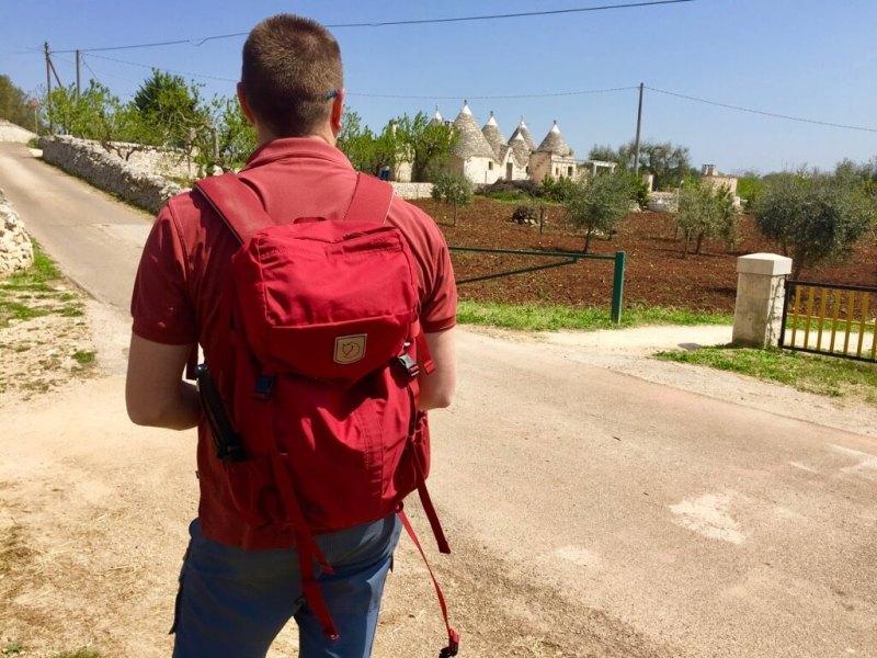 Puglia - Alberobello - Slow Active Tours - Vaders op Reis