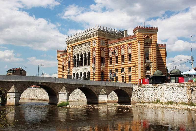 Sarajevo - Citytrip - Bosnie- Vaders op Reis