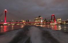 Rotterdam met Kinderen, Watertaxi rondvaart