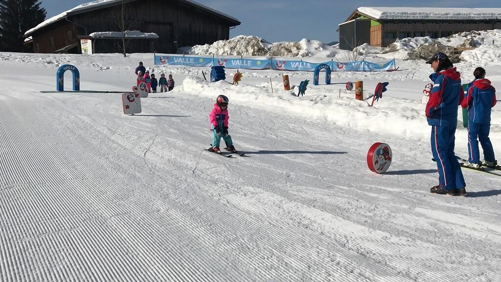 Skiles bij Skischule WIlder Kaiser in st. Johann in Tirol