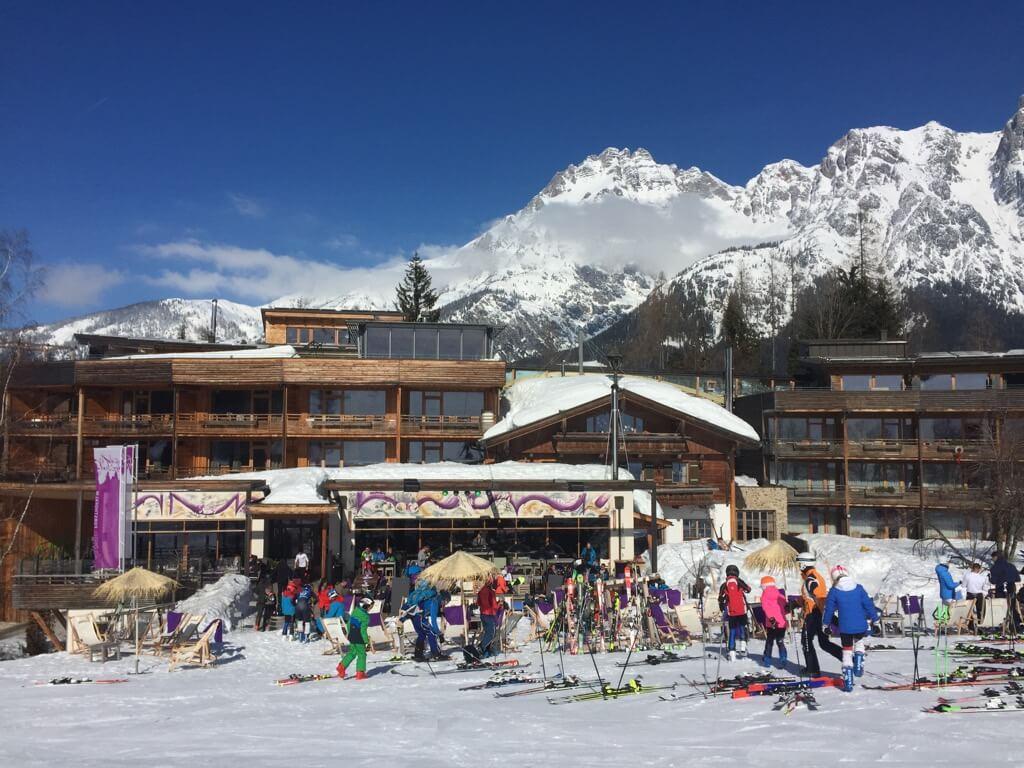 Leogang - Wintersport - Colmar - Kukka bar - Vaders op Reis