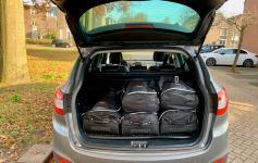 Car-Bags - Reistassen - Vaders op Reis - Review