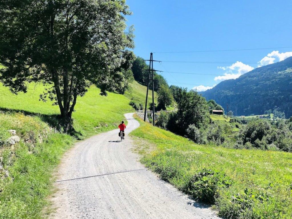 Ilanz, Rhein-Route