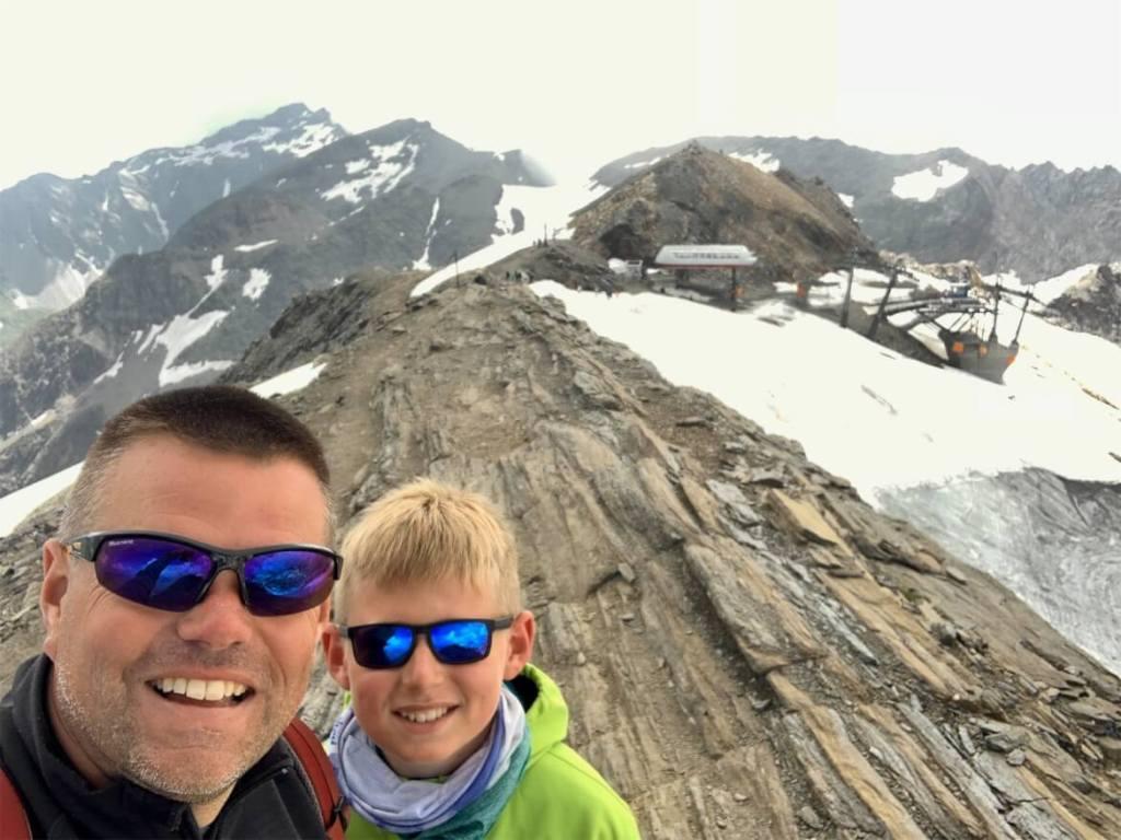 Molltaler gletsjer - 3130 meter - Karinthië card
