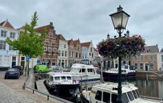 Oude haven Goes