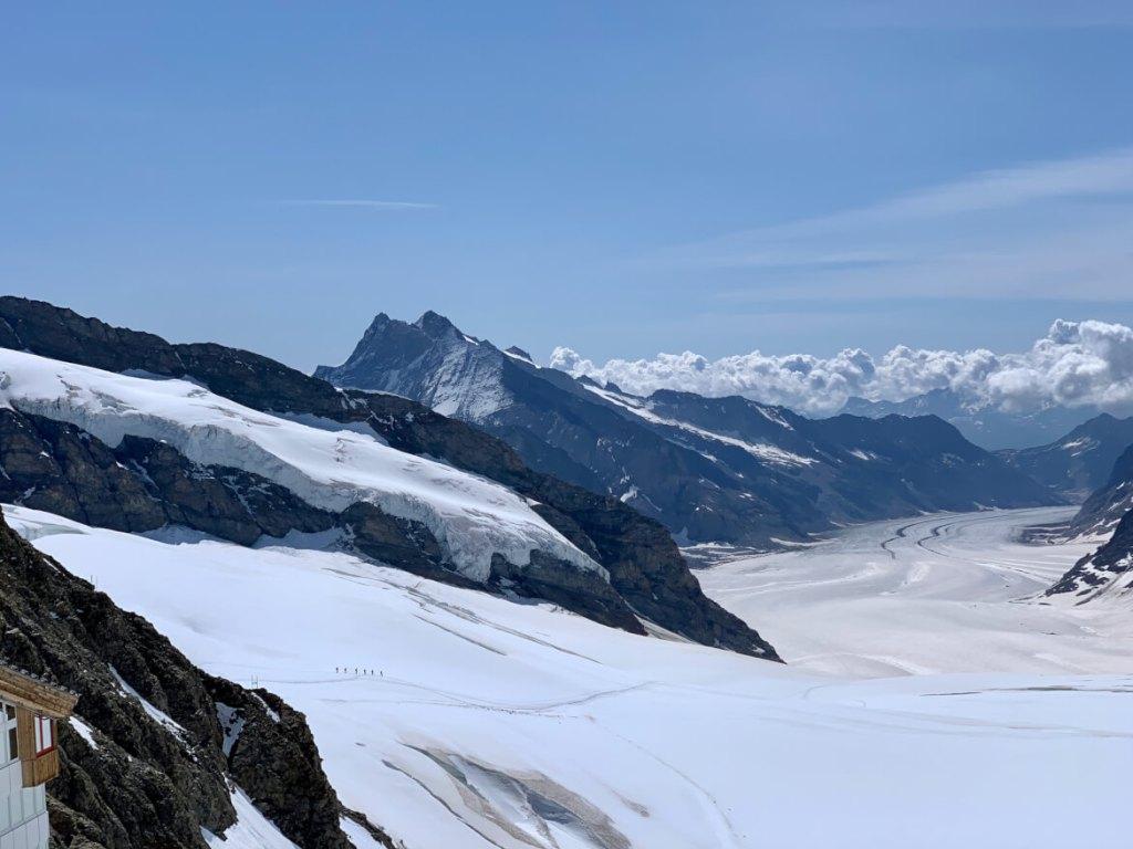 Aletsch - Wallis - Jungfrau