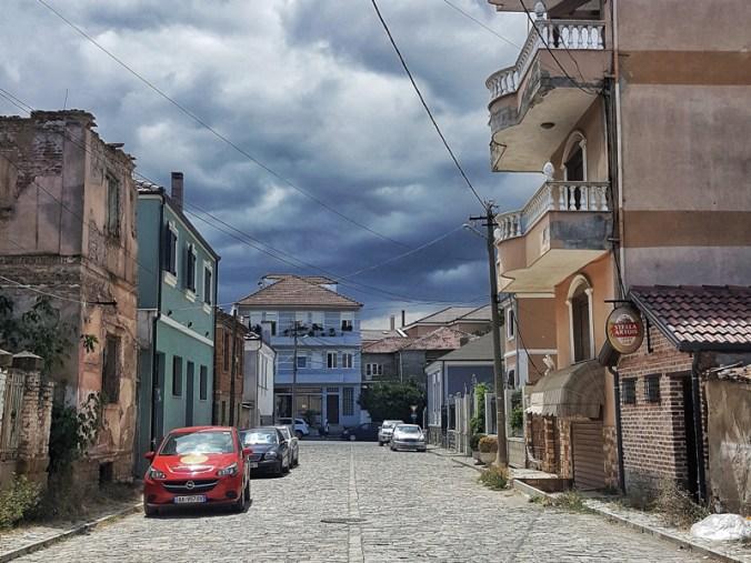 Korça città