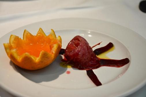 Dove mangiare a Tirana, Delicatezze di Mare piatto di mare