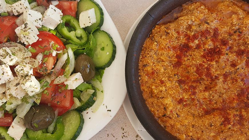 Dove mangiare a Tirana Vado in Albania