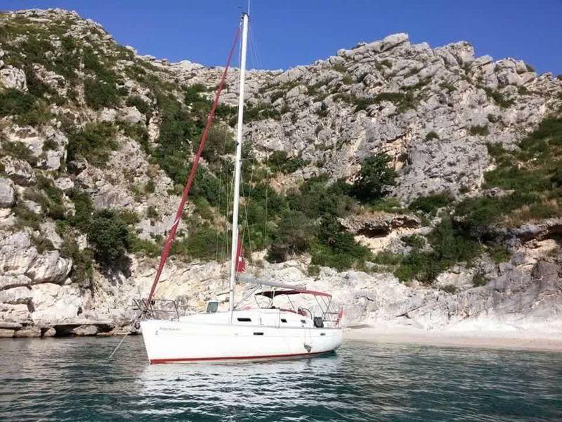 crociera in barca a vela in Albania, barca a vela