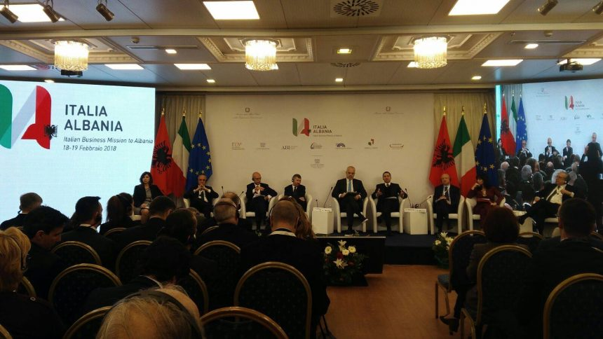 Investire in Albania Business Forum Italia Albania
