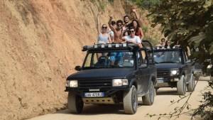 Saranda Jeep safari adventure vacanze in Albania