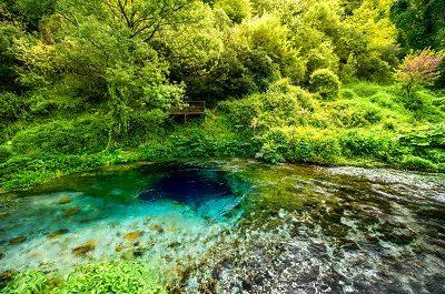 Blue eye, occhio blu, tour albania classica