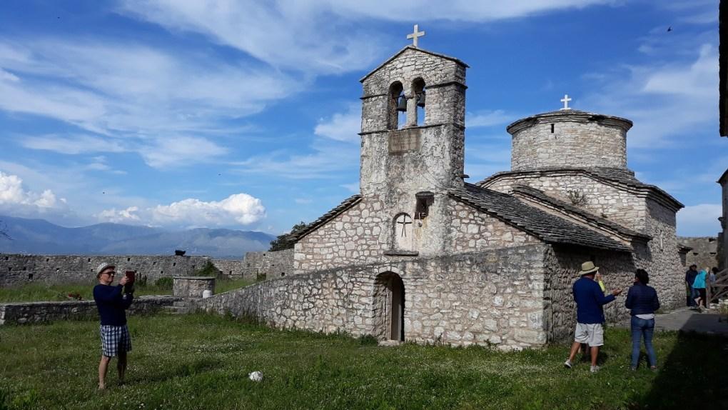 Monastero di San Giorgio Saranda