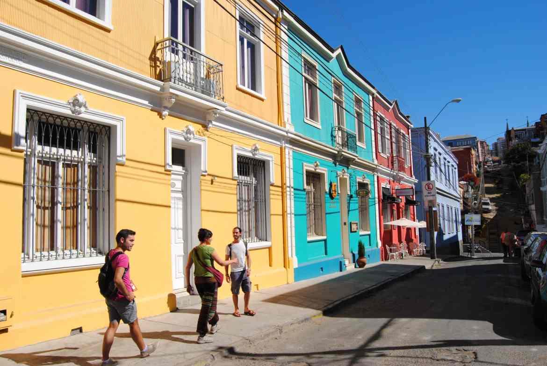 Valparaiso - Cile - 2014