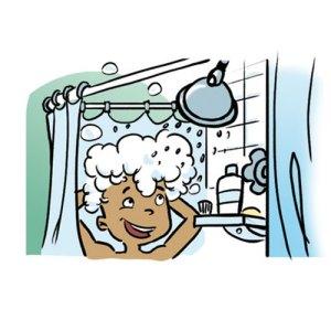 Husk at vaske dig