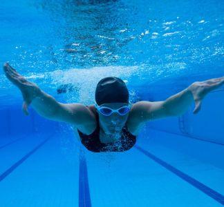 Book Svømmetid