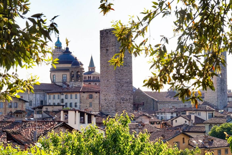 Matkapäiväkirja, osa 5: Bergamon ihana vanhakaupunki